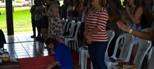 Experiências com Deus marcam o 1º Retiro de Mulheres