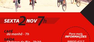 Ministério de Esportes realiza Passeio Bike Pedal 2018