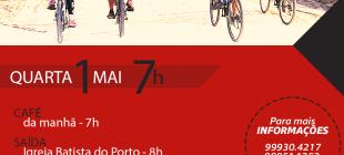 Ministério de Esportes realiza mais uma edição do Bike Pedal