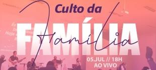 Culto da Família IBG - 05/07/2020